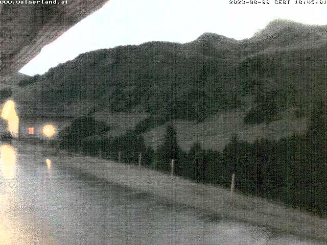 Foto von der Webcam